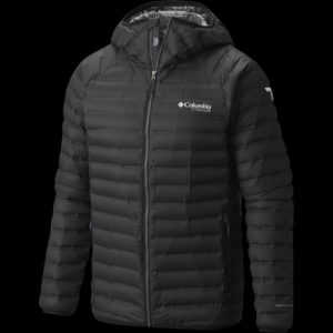 Columbia Compactor Hooded Down Jacket