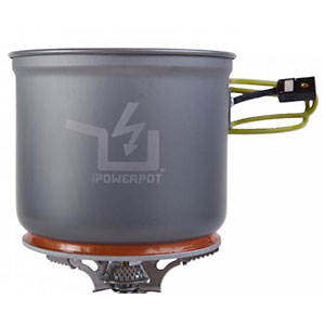 photo: Power Practical The PowerPot pot/pan