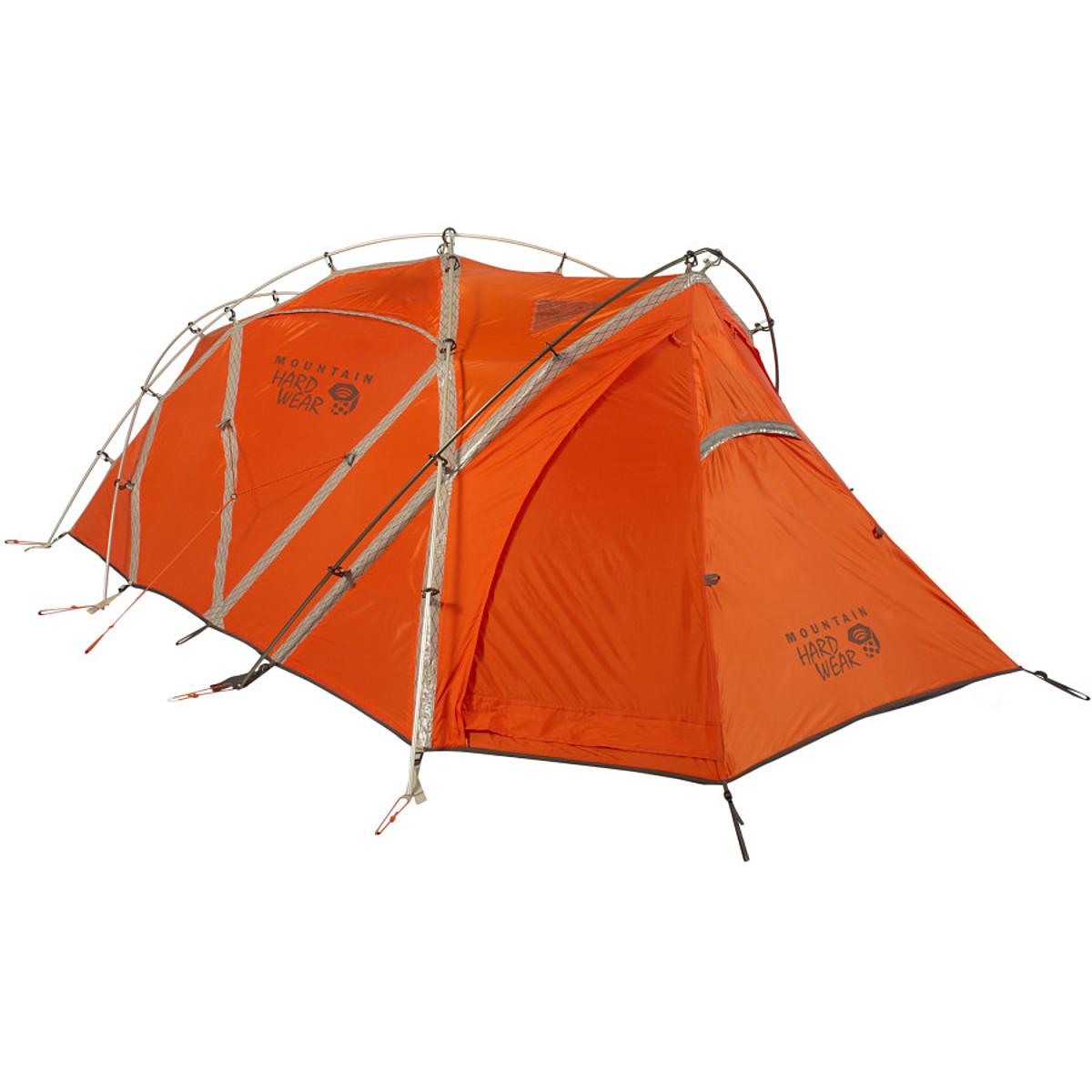 photo: Mountain Hardwear EV 3 four-season tent