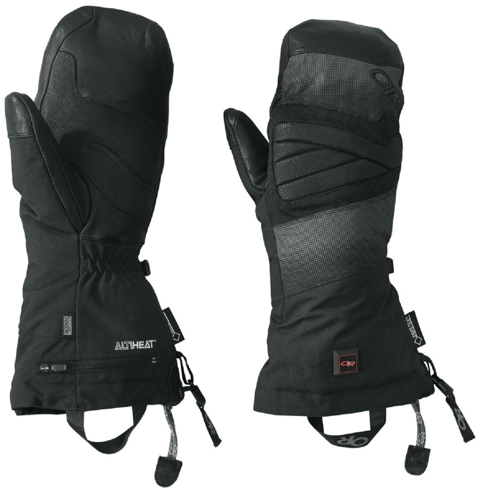 Outdoor Research Lucent Heated Mitts