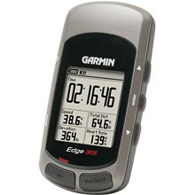 photo: Garmin Edge 305 handheld gps receiver
