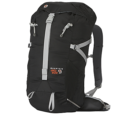 photo: Mountain Hardwear Scrambler Trl 30 daypack (under 2,000 cu in)