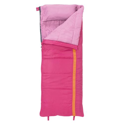 photo: Slumberjack Kit 40F warm weather synthetic sleeping bag
