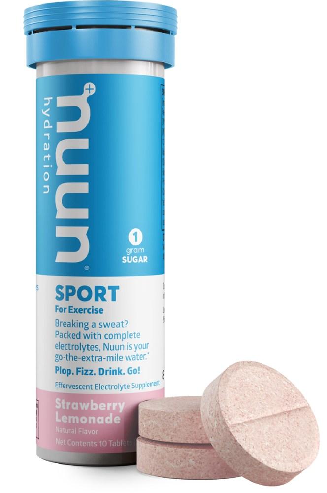 photo: Nuun Sport Hydration Tablets drink