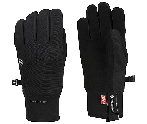 photo: Columbia Women's Cliff Grabber Glove insulated glove/mitten