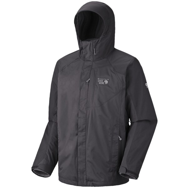 photo: Mountain Hardwear Eturnia Trifecta component (3-in-1) jacket