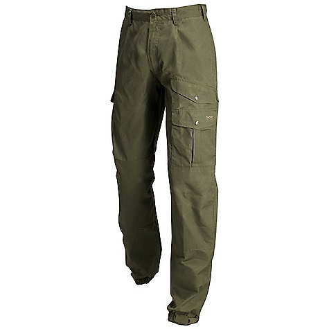 photo: Fjallraven Greenland Trouser hiking pant
