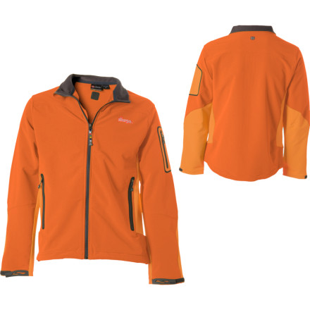 photo: Sherpa Adventure Gear Shishapangma Jacket soft shell jacket