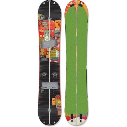 K2 Panoramic Splitboard Kit