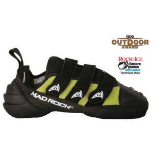 photo: Mad Rock Hooker EZ climbing shoe