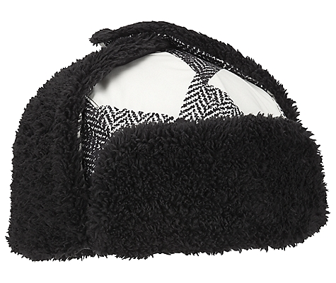photo: Columbia Powder Glade Earflap winter hat