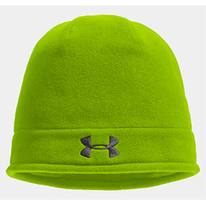 e3ddf598e Under Armour ColdGear Infrared Fleece Storm Beanie Reviews - Trailspace