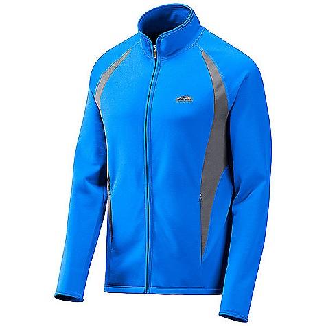 photo: GoLite Vermillion Thermal Full-Zip Jacket fleece jacket