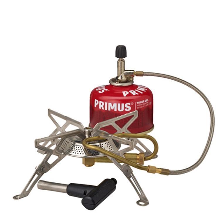 photo: Primus Gravity III liquid fuel stove
