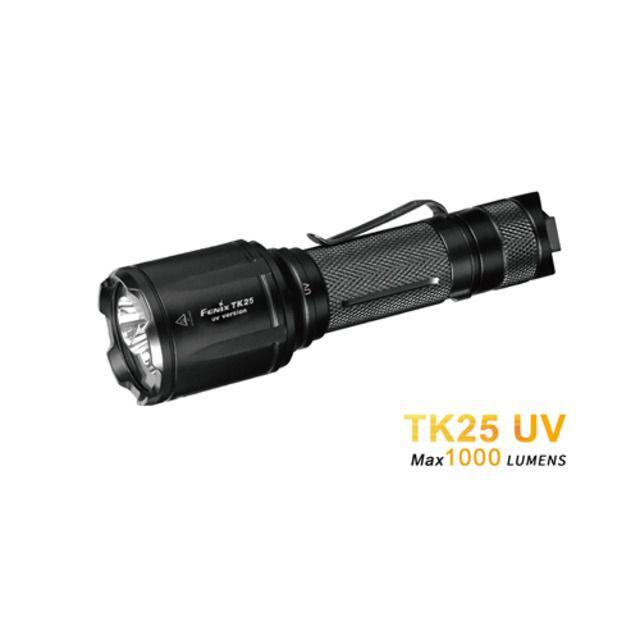 photo: Fenix TK25 flashlight
