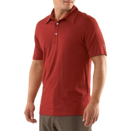 Ibex VT Polo Shirt