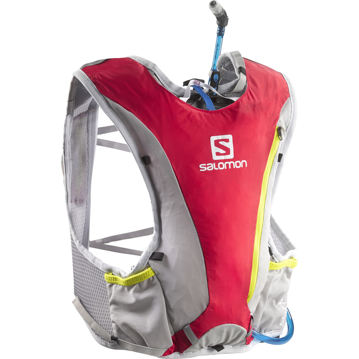 photo: Salomon Skin Pro 3 Set hydration pack
