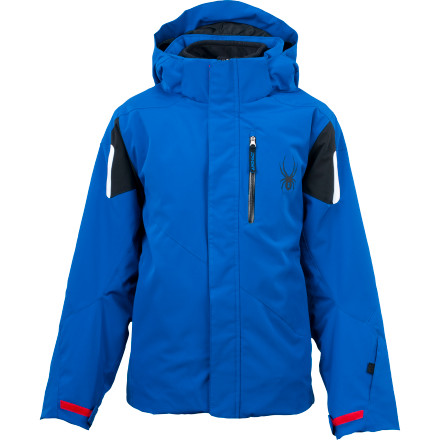 photo: Spyder Fang Core 3 in 1 Jacket component (3-in-1) jacket