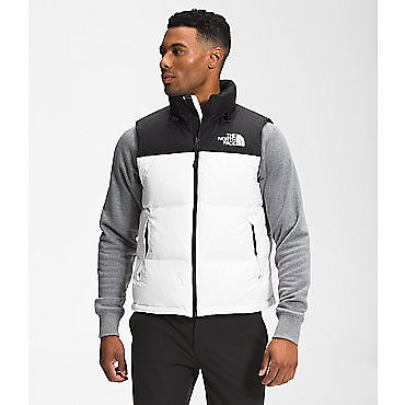 photo: The North Face Nuptse Vest down insulated vest
