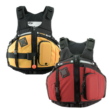 photo: Stohlquist TowMOTION life jacket/pfd