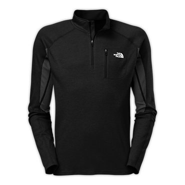 photo: The North Face Men's Kannon Midlayer long sleeve performance top