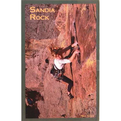 Sharp End Publishing Sandia Rock