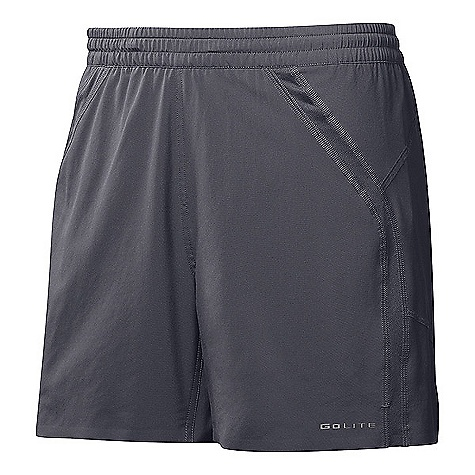 "photo: GoLite Mesa Trail 5"" Run Short active short"