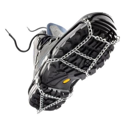photo: ICEtrekkers Chains traction device