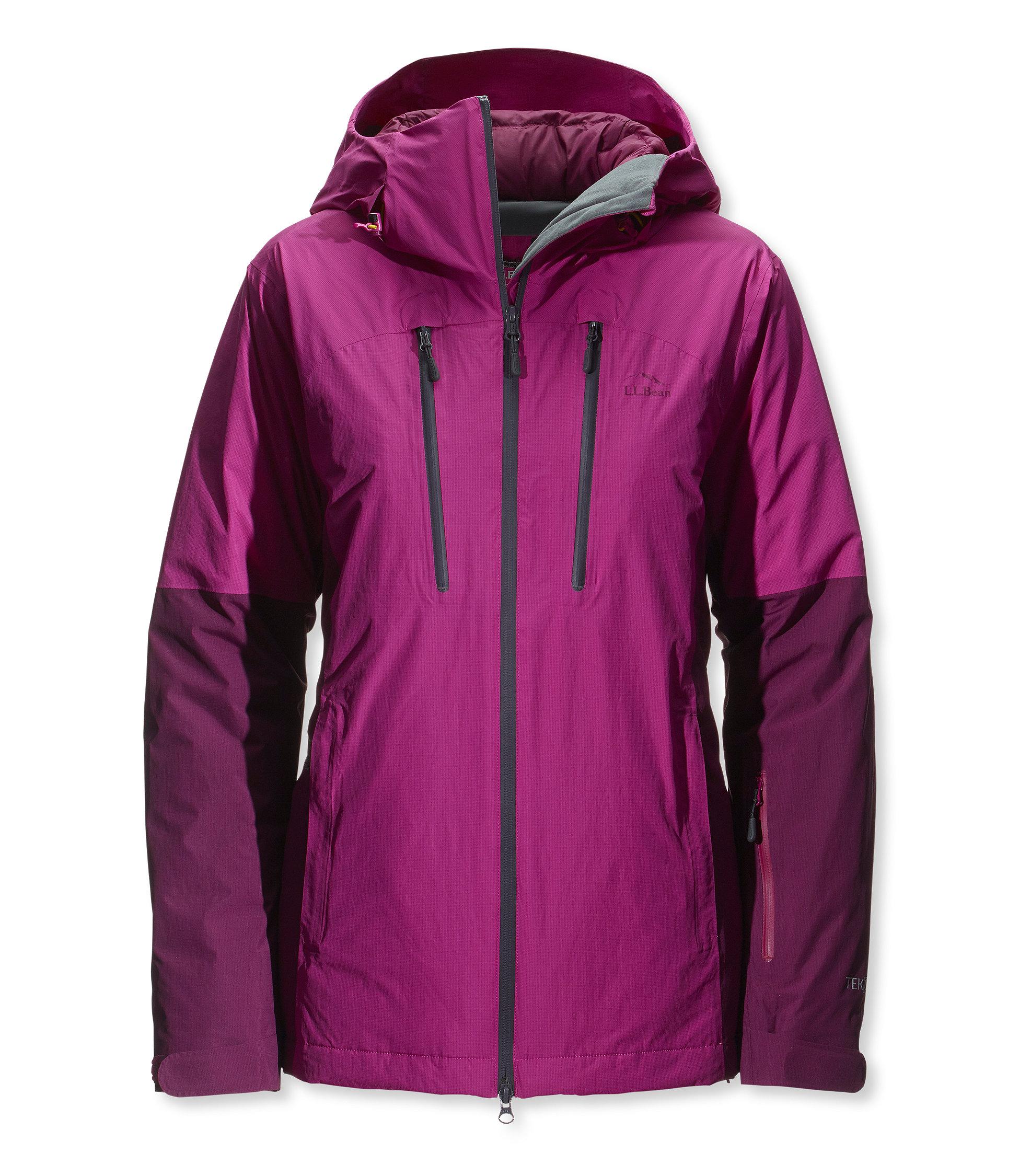 L.L.Bean Waterproof Down Ski Jacket