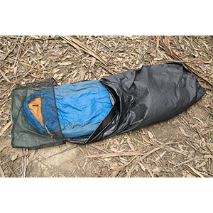 Borah Gear Side Zip Ultralight Bivy
