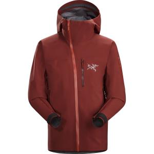 photo: Arc'teryx Men's Sidewinder SV Jacket waterproof jacket