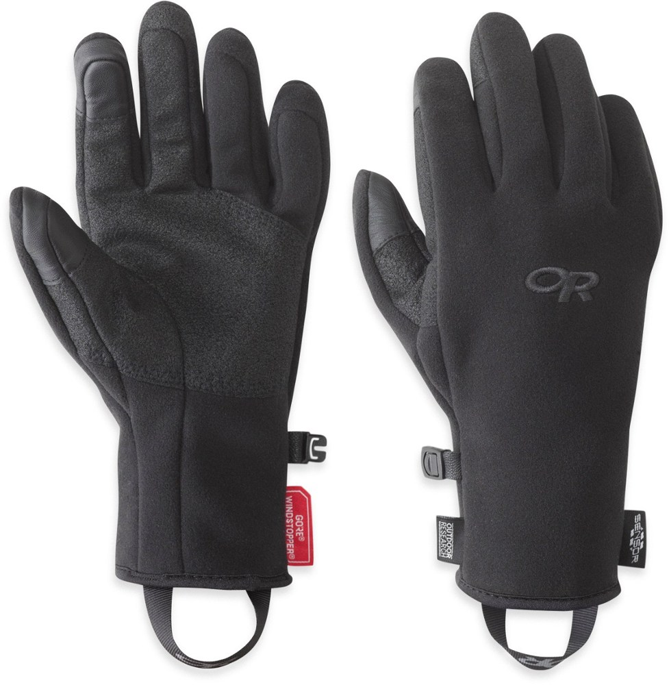 photo: Outdoor Research Gripper Gloves fleece glove/mitten