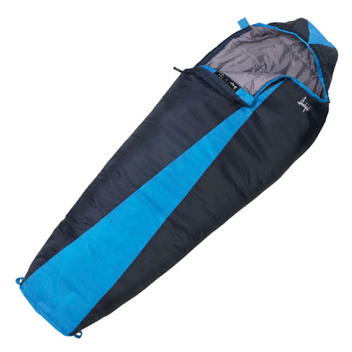 photo: Slumberjack Latitude +40°F warm weather synthetic sleeping bag