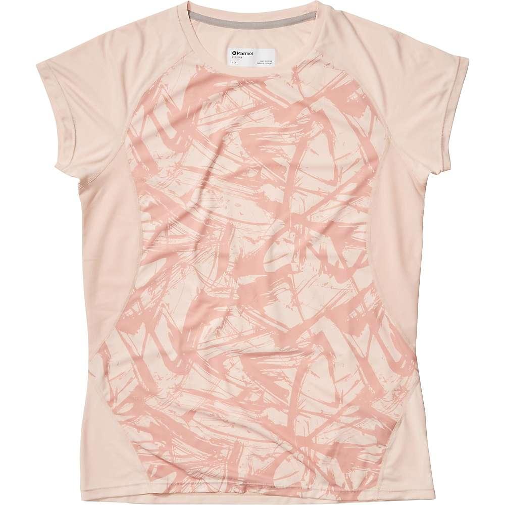 photo: Marmot Women's Crystal Short Sleeve Shirt short sleeve performance top