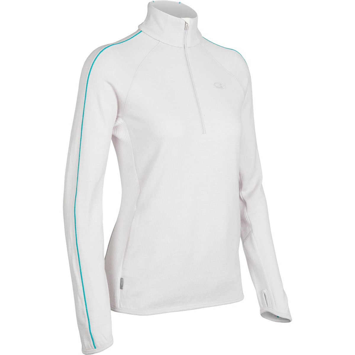photo: Icebreaker Tempest Long Sleeve Half Zip long sleeve performance top