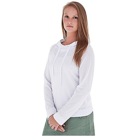 photo: Royal Robbins Briza Hoodie hiking shirt