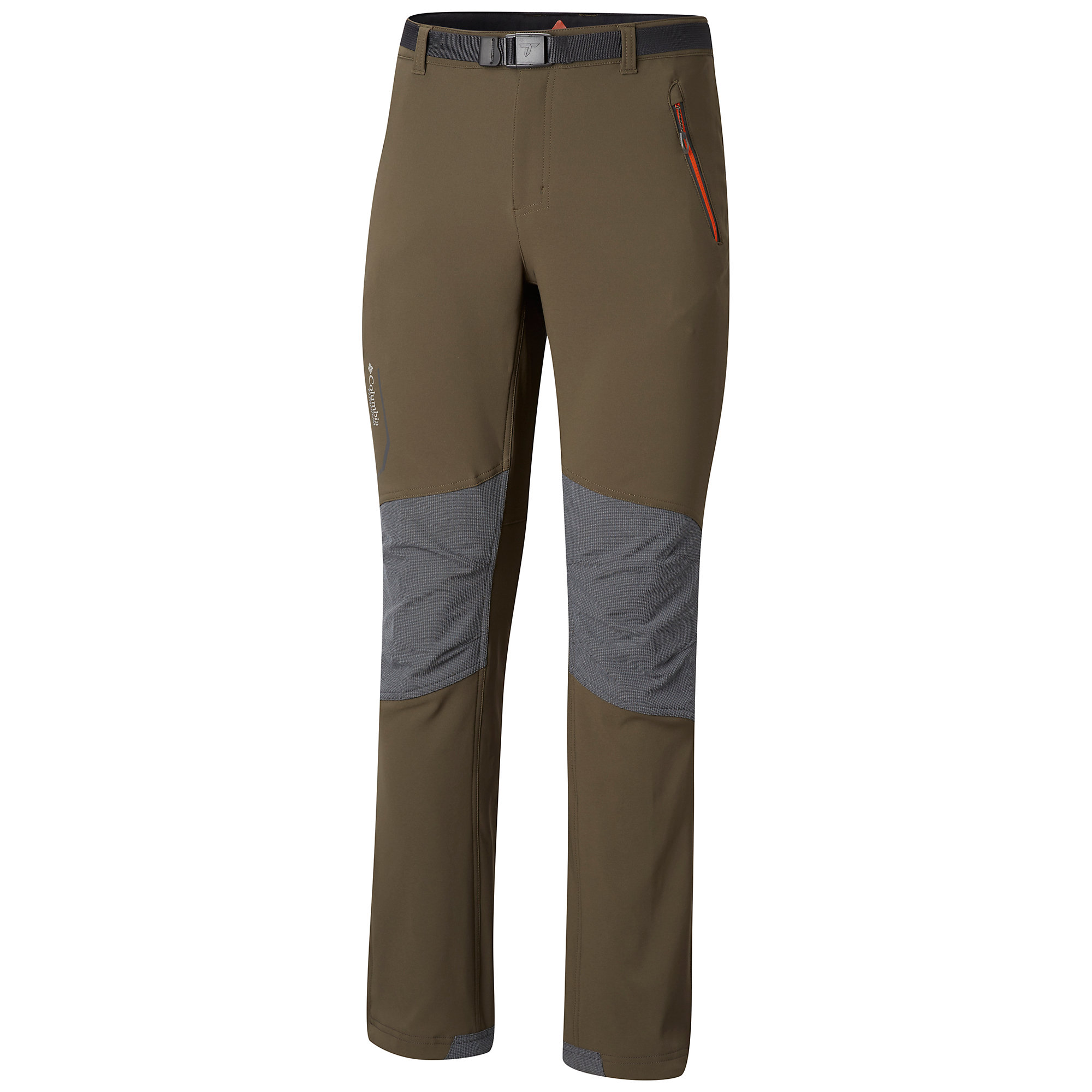 photo: Columbia Men's Titan Ridge II Pant soft shell pant