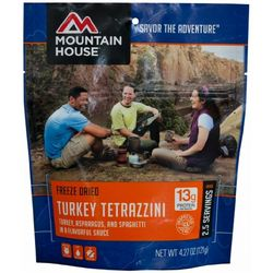 Mountain House Turkey Tetrazzini