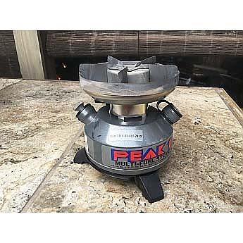 photo: Coleman 550B Multi-Fuel Stove liquid fuel stove