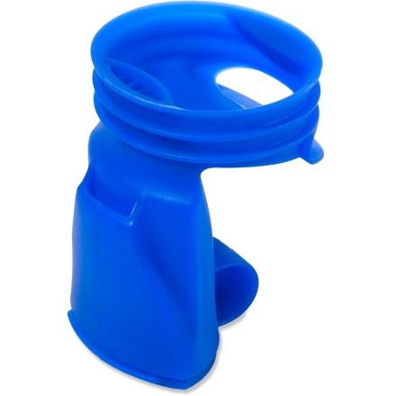 photo: Guyot Designs TapGuard hydration accessory