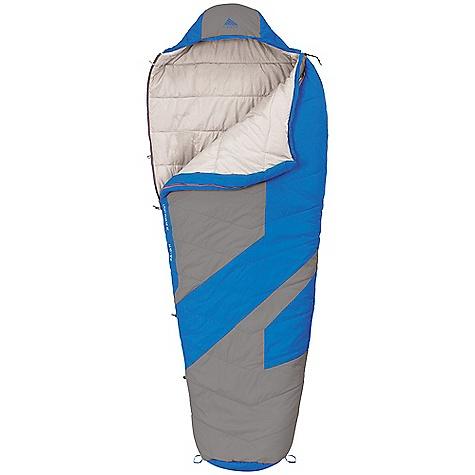 photo: Kelty Light Year XP 40 warm weather synthetic sleeping bag