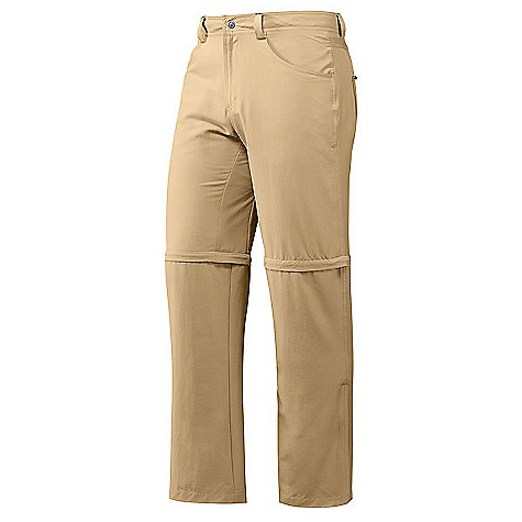 photo: GoLite Men's Siskiyou Convertible Pant hiking pant