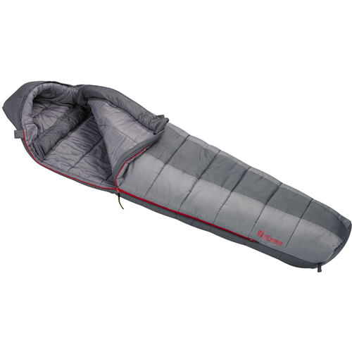 photo: Slumberjack Boundary Minus 20F cold weather synthetic sleeping bag