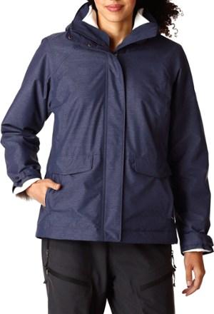 Columbia Snow Raider Interchange Jacket