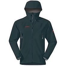 photo: Mammut Laser Jacket soft shell jacket