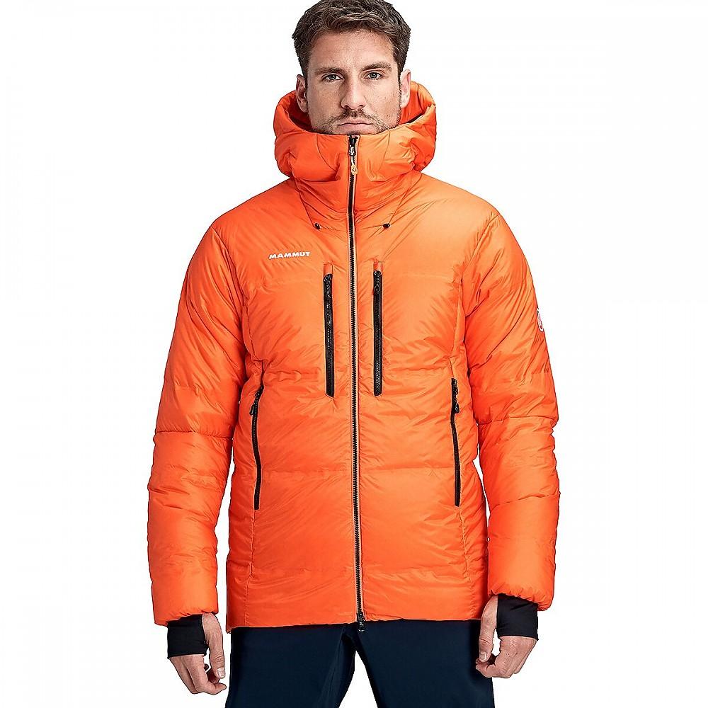 photo: Mammut Eigerjoch Pro IN Hooded Jacket down insulated jacket