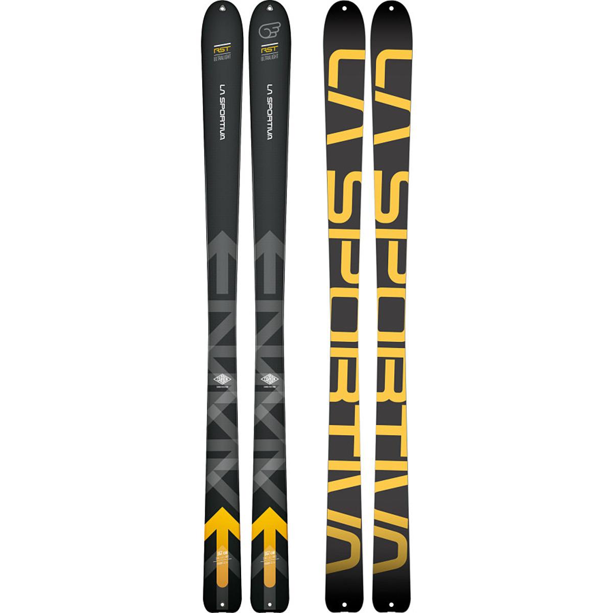 photo: La Sportiva RST alpine touring/telemark ski