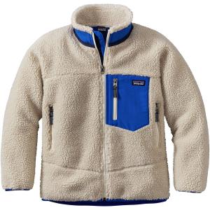 photo: Patagonia Boys' Retro-X Jacket fleece jacket