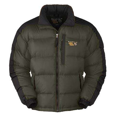 Mountain Hardwear Sub Zero Jacket Reviews Trailspace Com