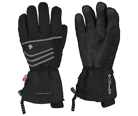 photo: Columbia Men's Gathering Storm Gloves insulated glove/mitten
